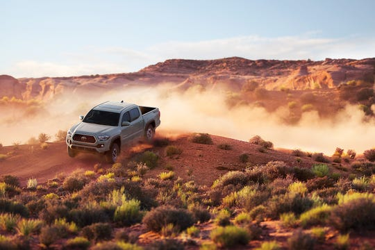 The Toyota Tacoma has been the dominant truck in the fast-growing midsize pickup segment.