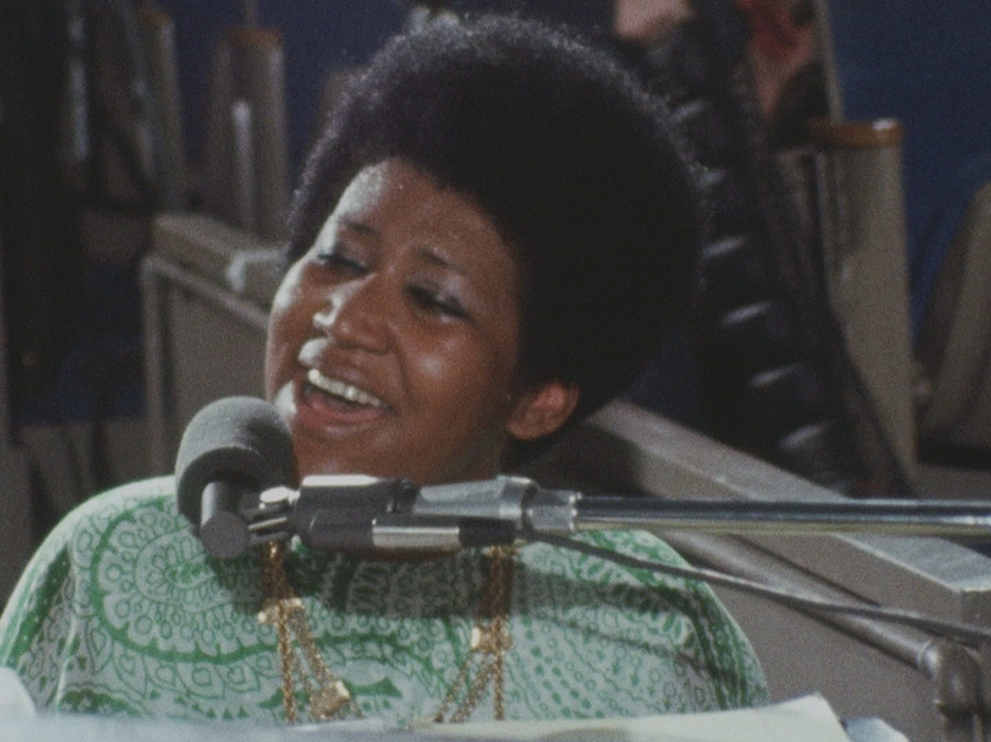 Delayed for decades, Aretha Franklin's 'Amazing Grace' hitting screens