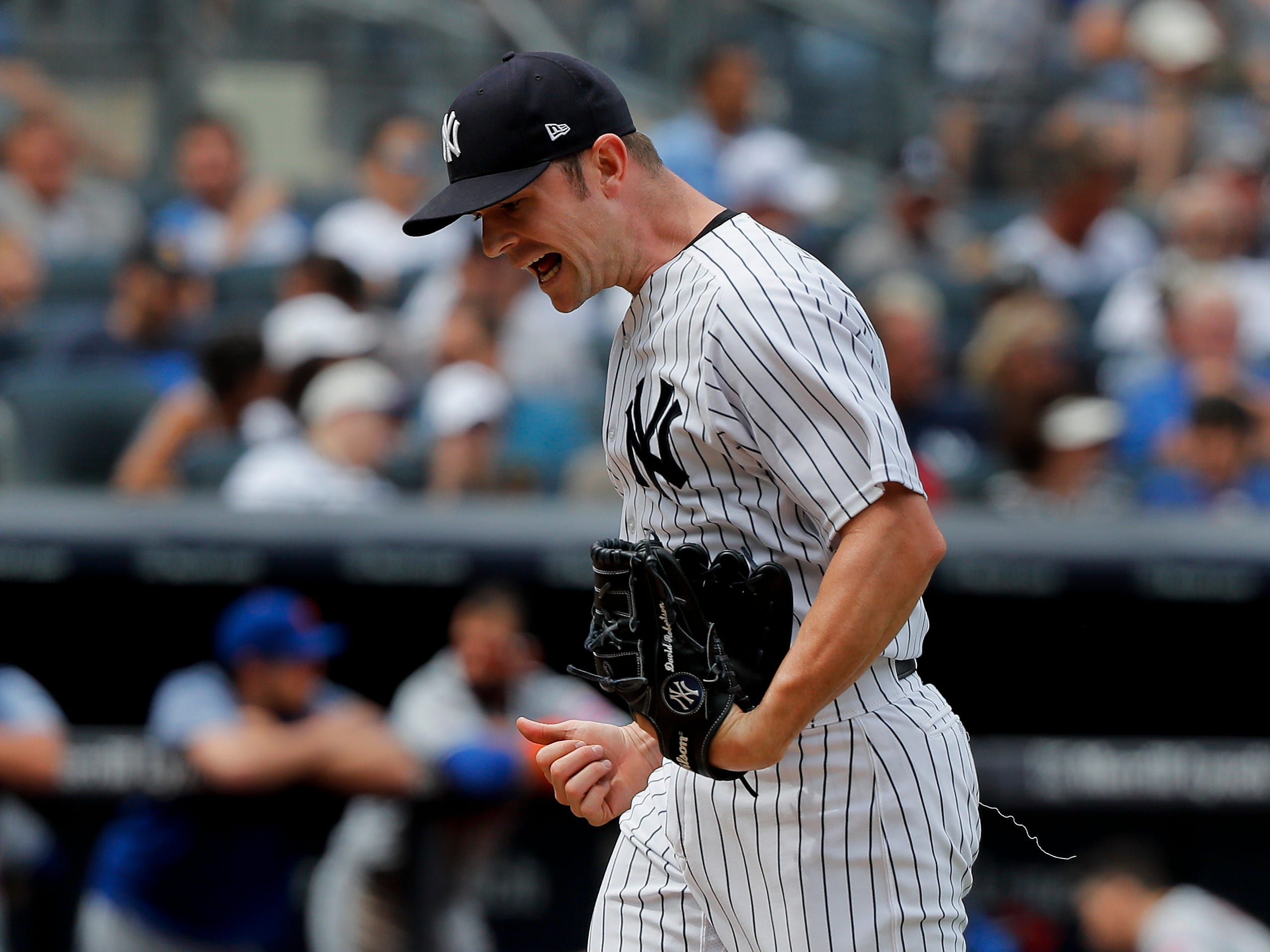 23. David Robertson, RP, 34: One of the game's elite relievers for quite some time, the right-hander should be looking to close again after being a setup man with the Yankees. Prediction: Astros, three years, $41 million