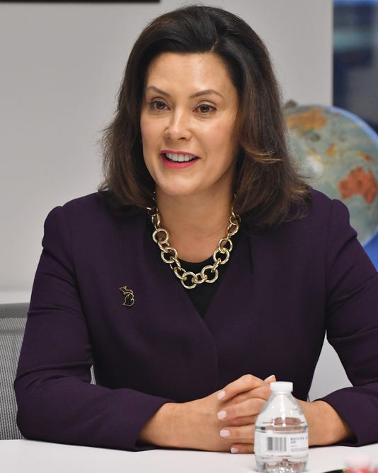 Whitmer at edit board
