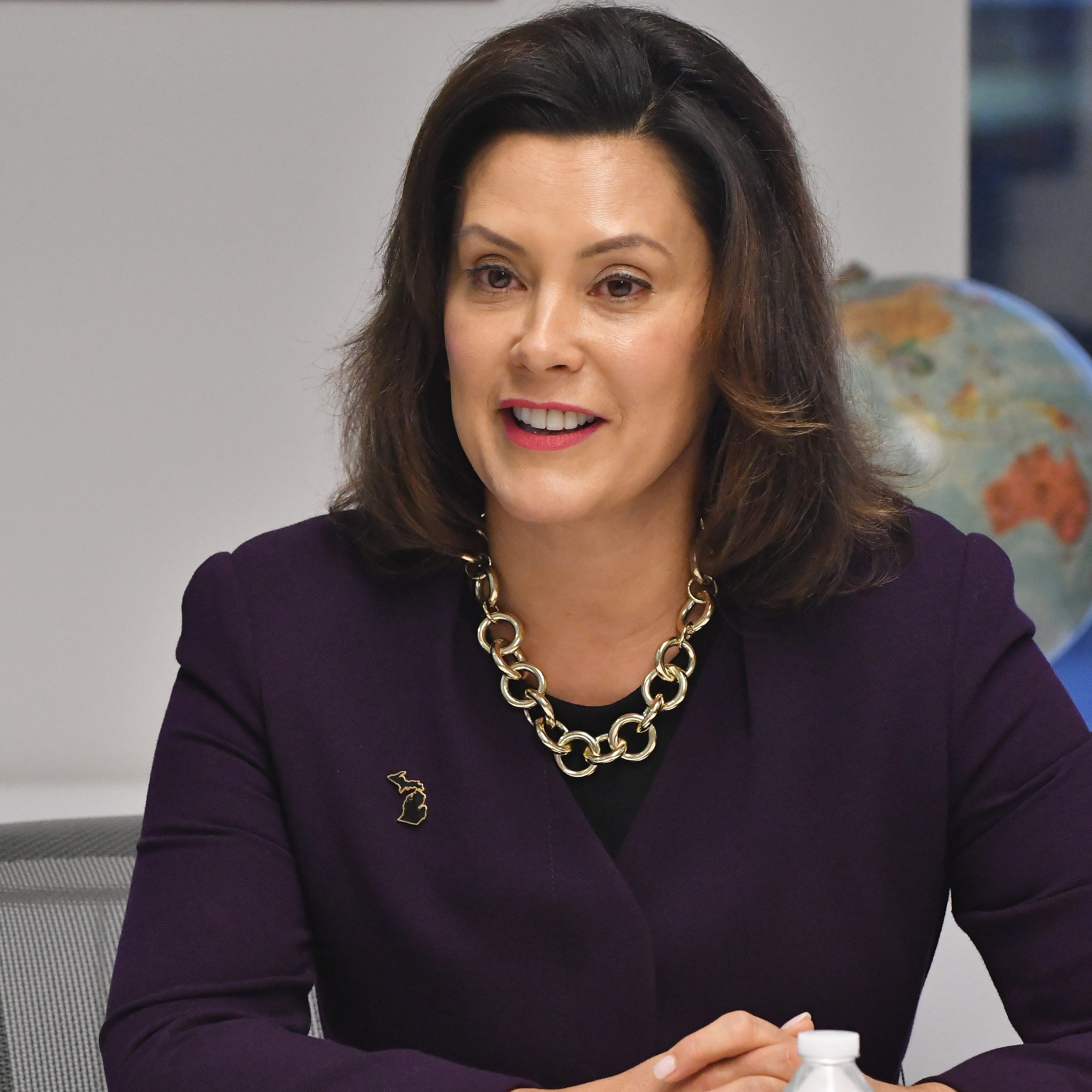 Whitmer to attend Trump meeting with bipartisan governors-elect
