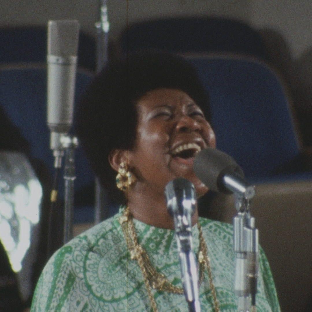Franklin's 'Amazing Grace' holding Detroit premiere