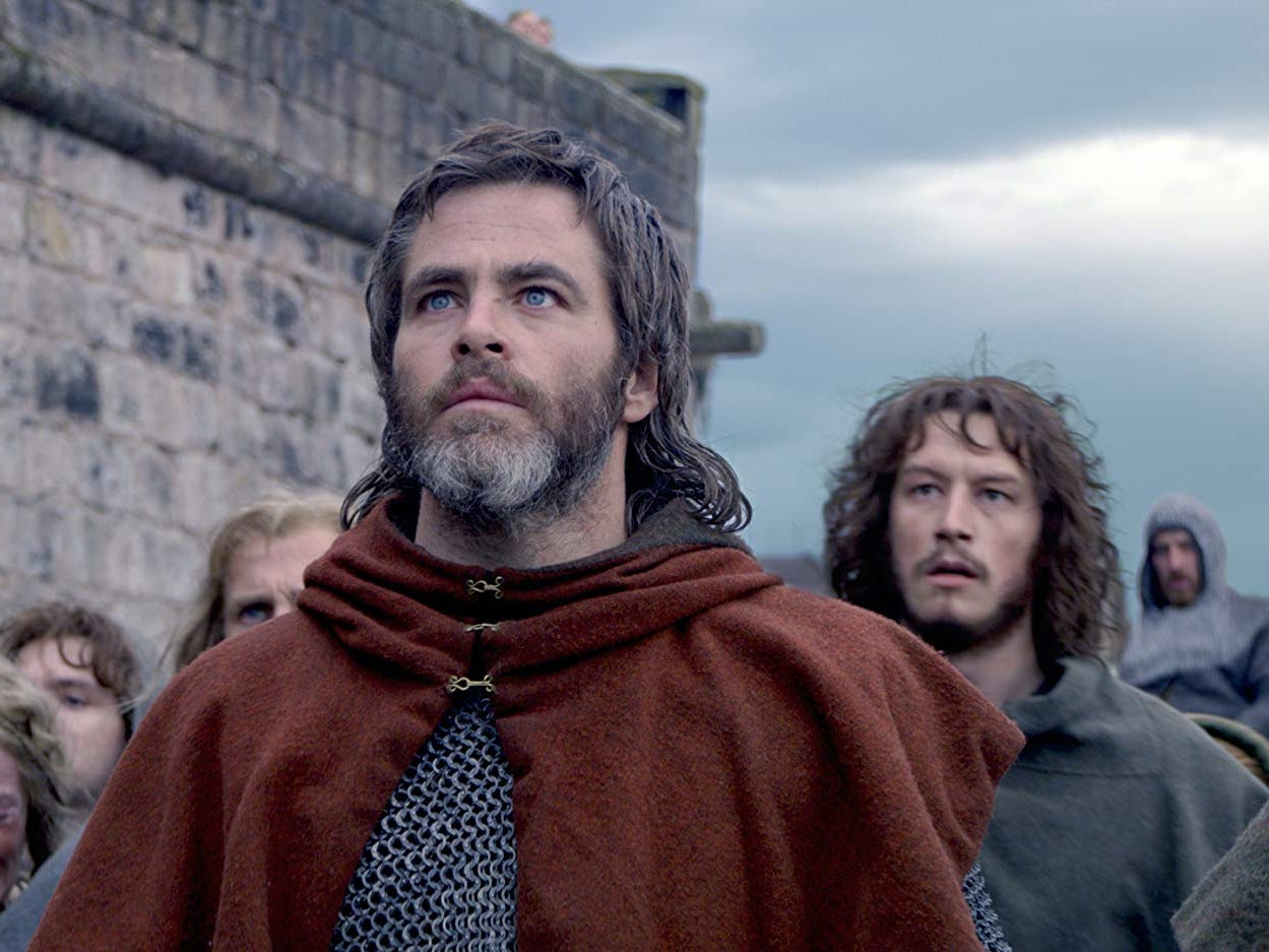 Review: 'Outlaw King' bloody, brutal, and a bit funny