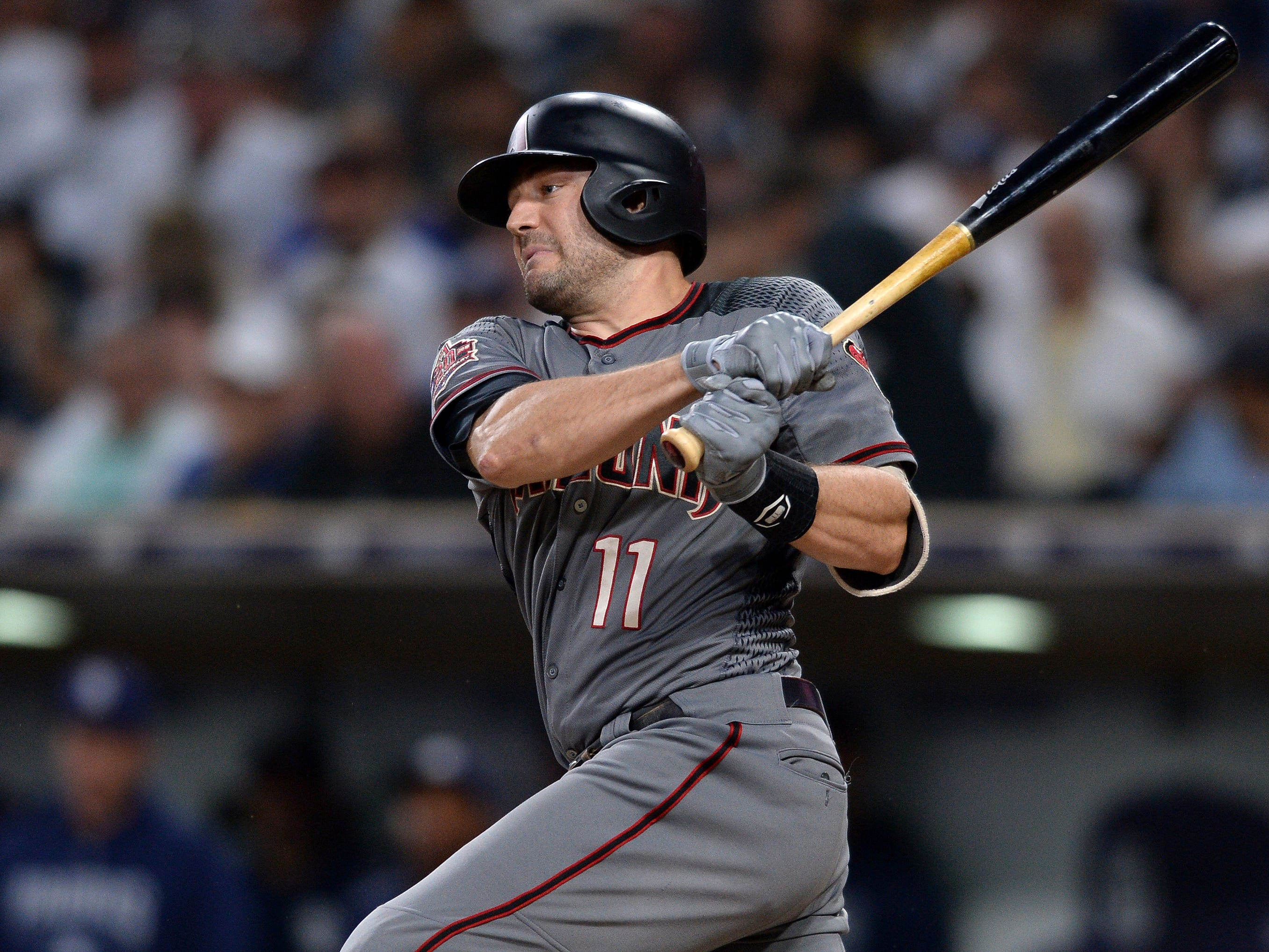 6. A.J. Pollock, CF, 31: A center fielder who can hit for power is a rare commodity, so he's heading for a nice signing day worth more than the qualifying offer he'll almost certainly reject. Prediction: Reds, five years, $67 million