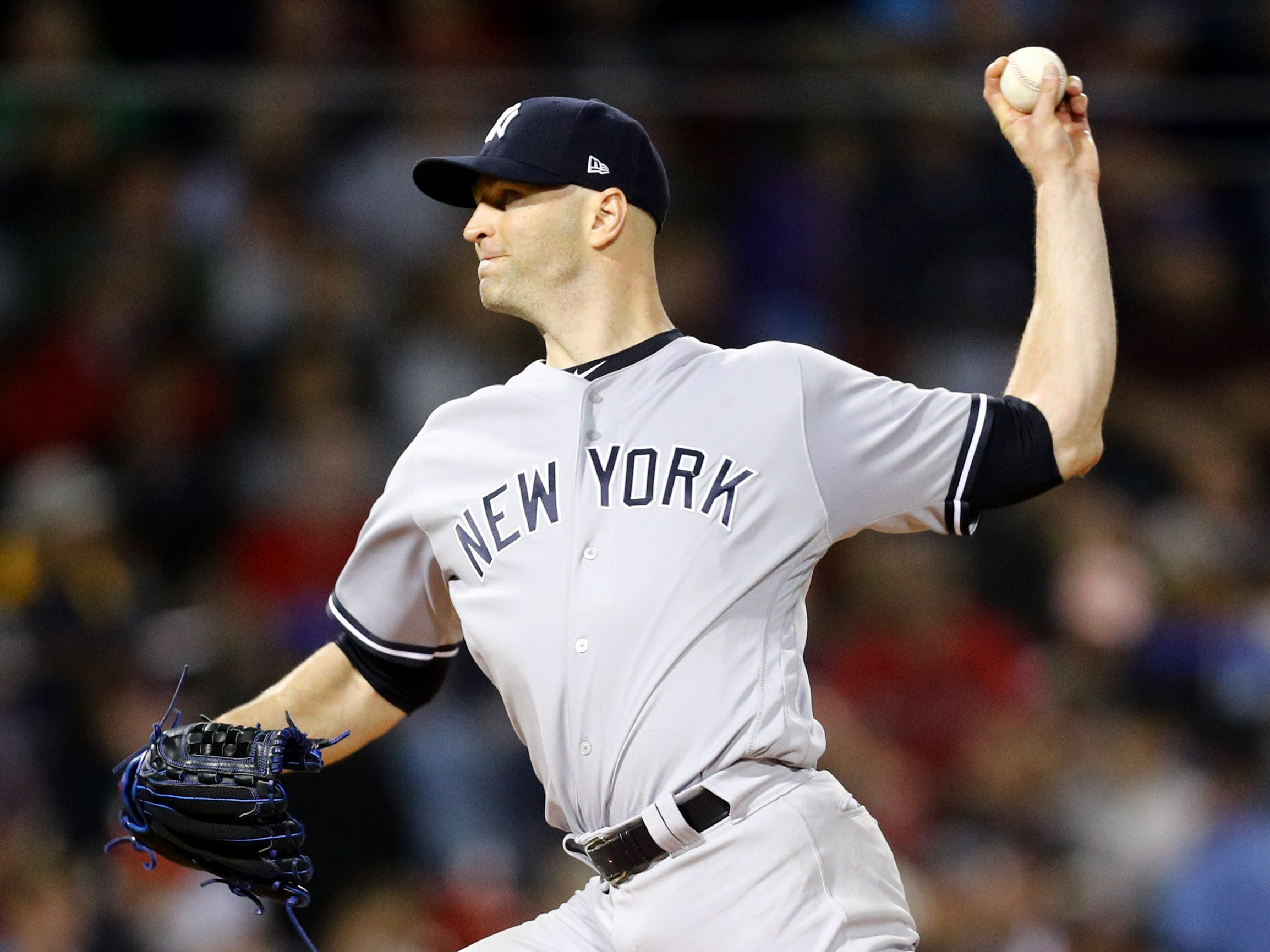 10. J.A. Happ, SP, 36: The left-hander's been solid for a long, long time, but his excellent performance on the big stage of the Bronx should make him a much hotter commodity. Prediction: Yankees, three years, $46 million