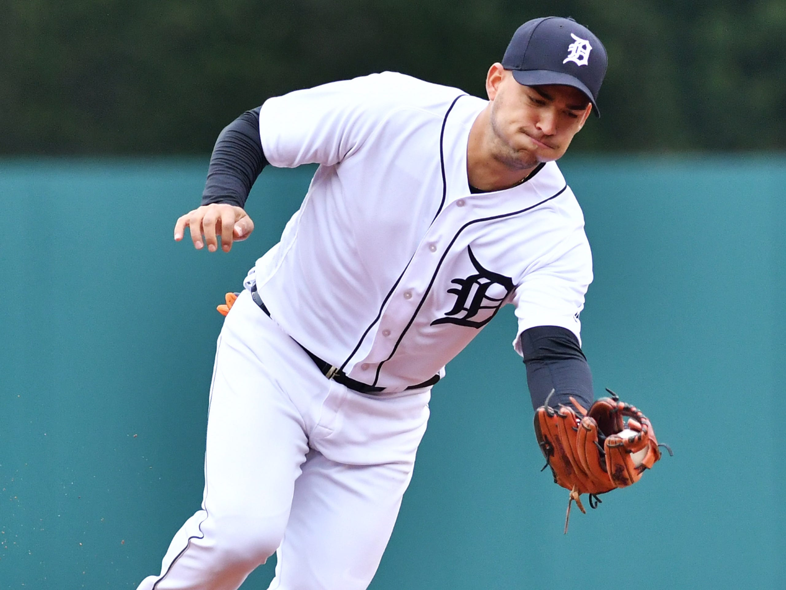 41.  Jose Iglesias, SS, 29: : In 2013, the Tigers thought they had their shortstop for years to come. Now, he's moving on. His defense is fantastic, but the bat is a problem. Prediction: Pirates, three years, $24 million