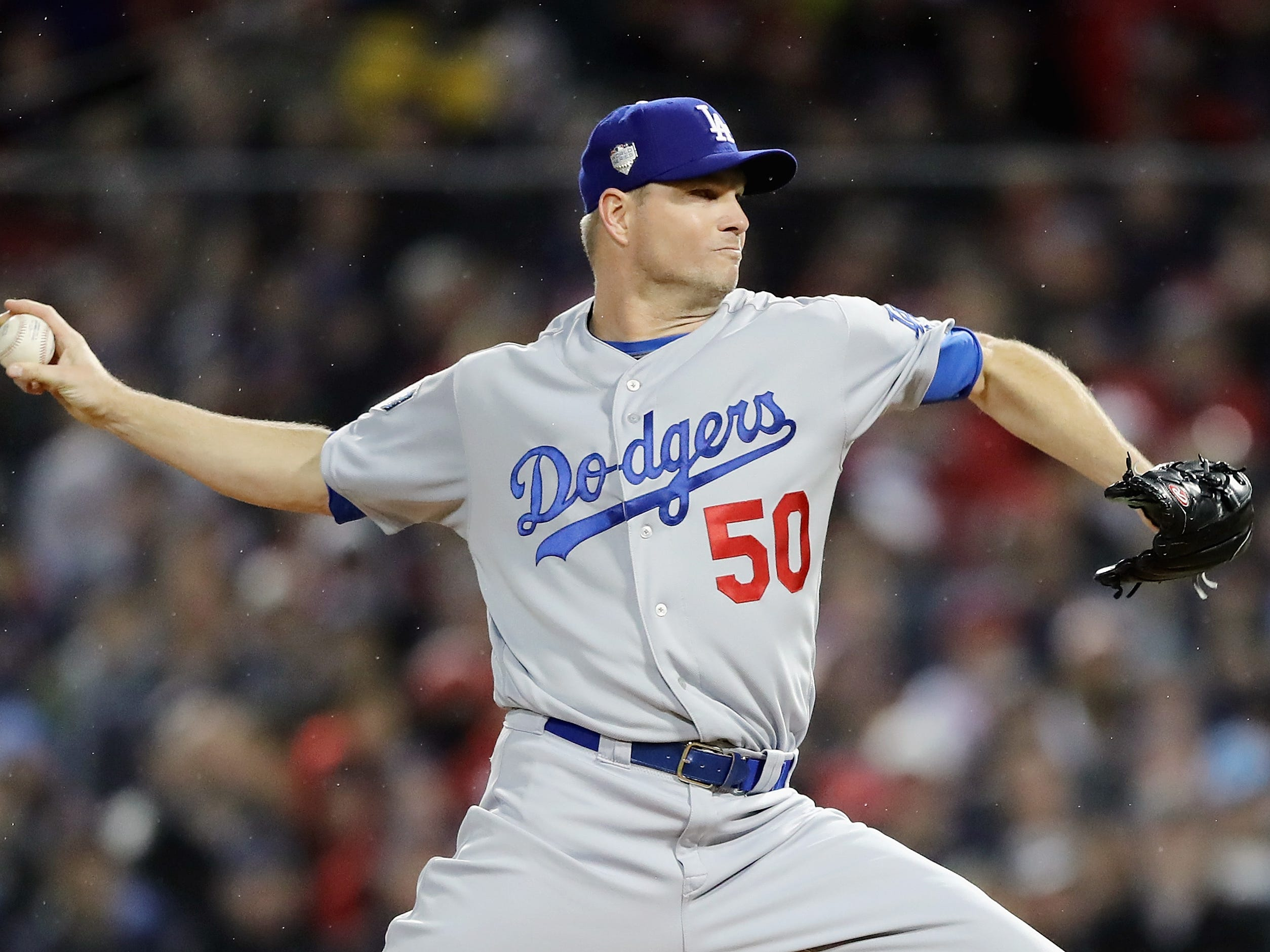 48. Ryan Madson, RP, 38: Rough year for the veteran right-hander, whose ERA doubled from 2017 (1.99 to 3.98) and whose WHIP nearly doubled (0.797 to 1.405). Prediction: Royals, two years, $15 million