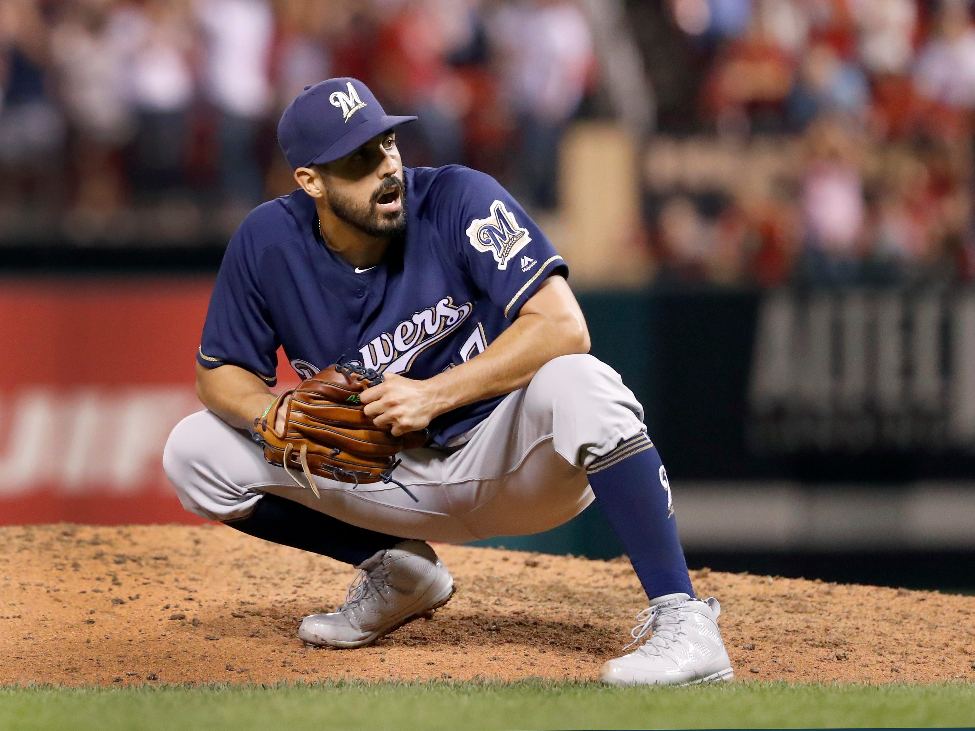 22. Gio Gonzalez, SP, 33: The left-hander was pretty mediocre with the Nationals, but found his groove again in his month with the Brewers. So that should pique clubs' interest. Prediction: White Sox, four years, $52 million