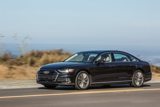 The 2019 Audi A8 has a host of advanced technologies.