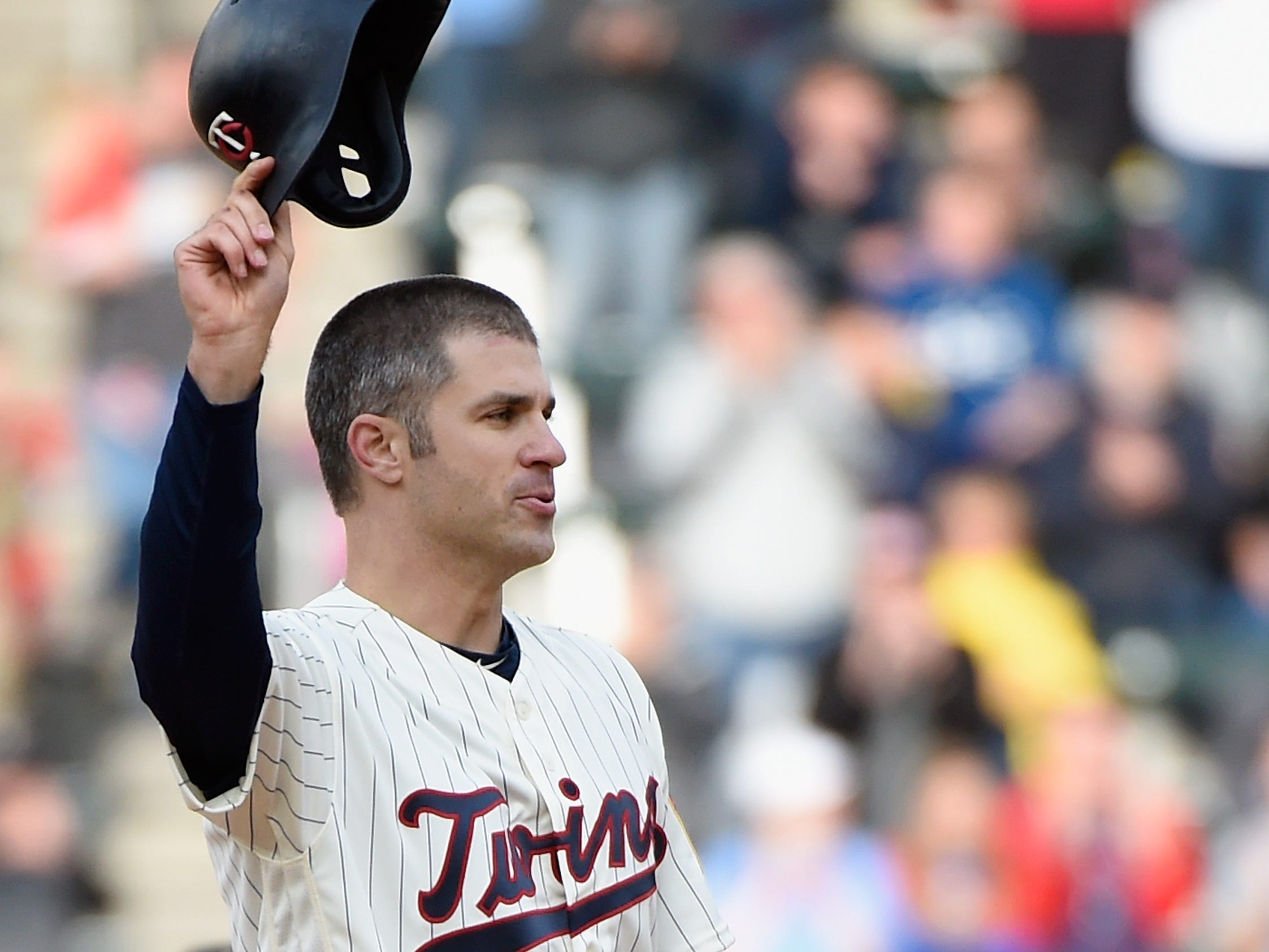 44. Joe Mauer, 1B, 36: His $184 million contract with his hometown Twins has finally come to an end, and signs point to retirement before he signs with another ballclub. Prediction: Retirement. UPDATED: Retirement.