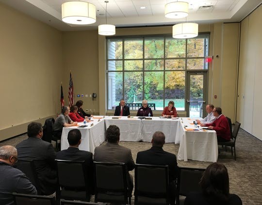 Terra State Community College's Board of Trustees selected a new president Monday after a special board meeting on Monday afternoon.