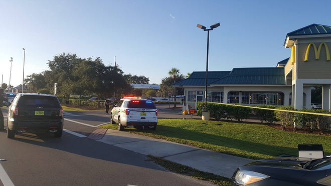 The Charlotte County Sheriff's Officeis investigating an officer-involved fatal shooting that happened shortly before 5:30 a.m. at the McDonald's in Charlotte Harbor.
