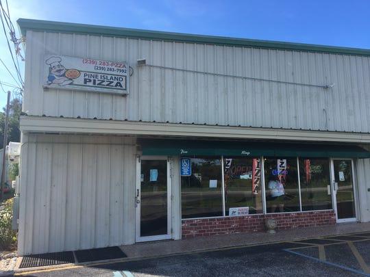 Pine Island Pizza serves old-school New York style pizza in Bokeelia.