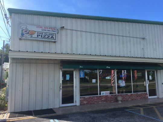 Pine Island Pizza serves old-school New York style pizza in Bokeelia.