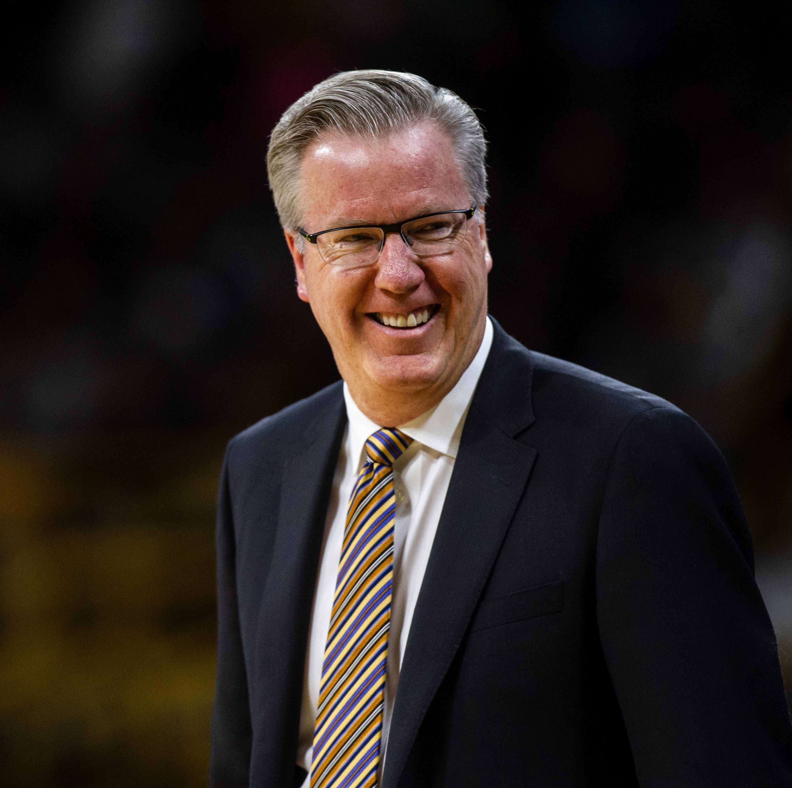 Fran McCaffery breaks down Iowa's two Class of 2019 signees