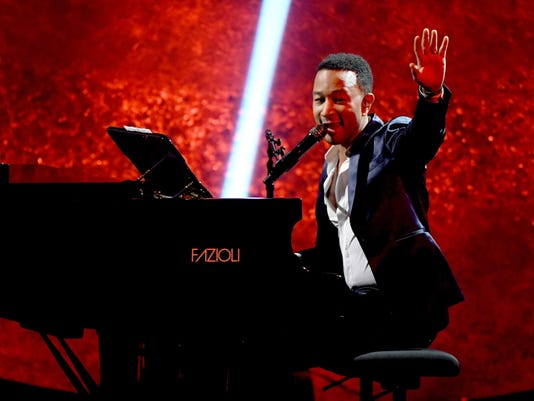 John Legend Christmas holiday concerts Indianapolis