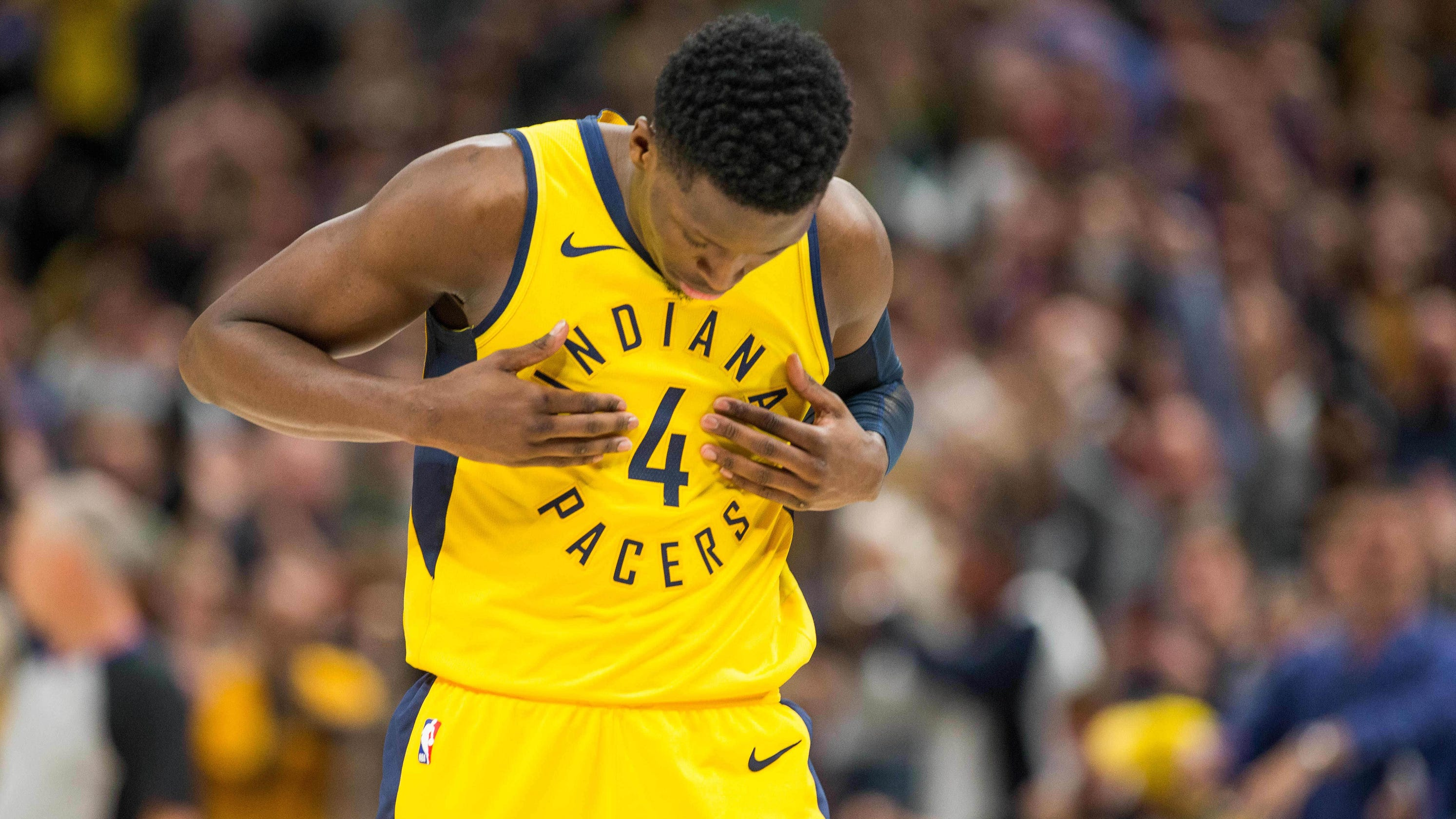 Pacers guard Victor Oladipo named East Player of the Week 6484104d2
