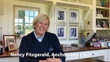 Former atheist and Hall of Fame golfer, Nancy Fitzgerald, talks about her world-wide ministry to help teens live the Christian life.