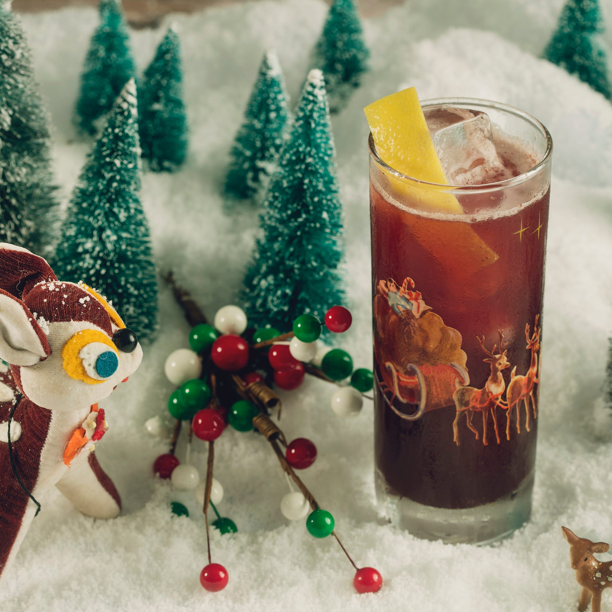 9 boozy holiday events to get your spirits up