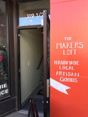 The Maker's Loft is shown Oct. 17, 2018.