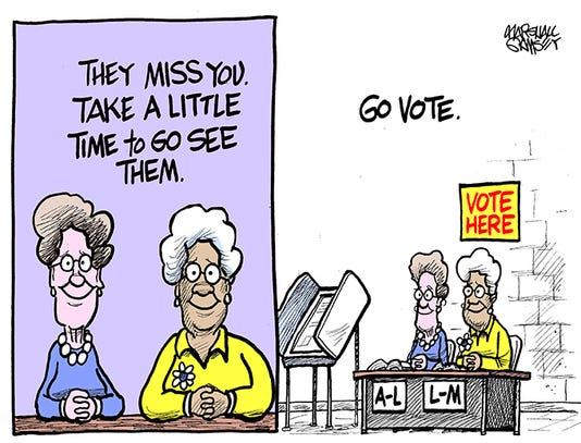110618 Tuesday Vote