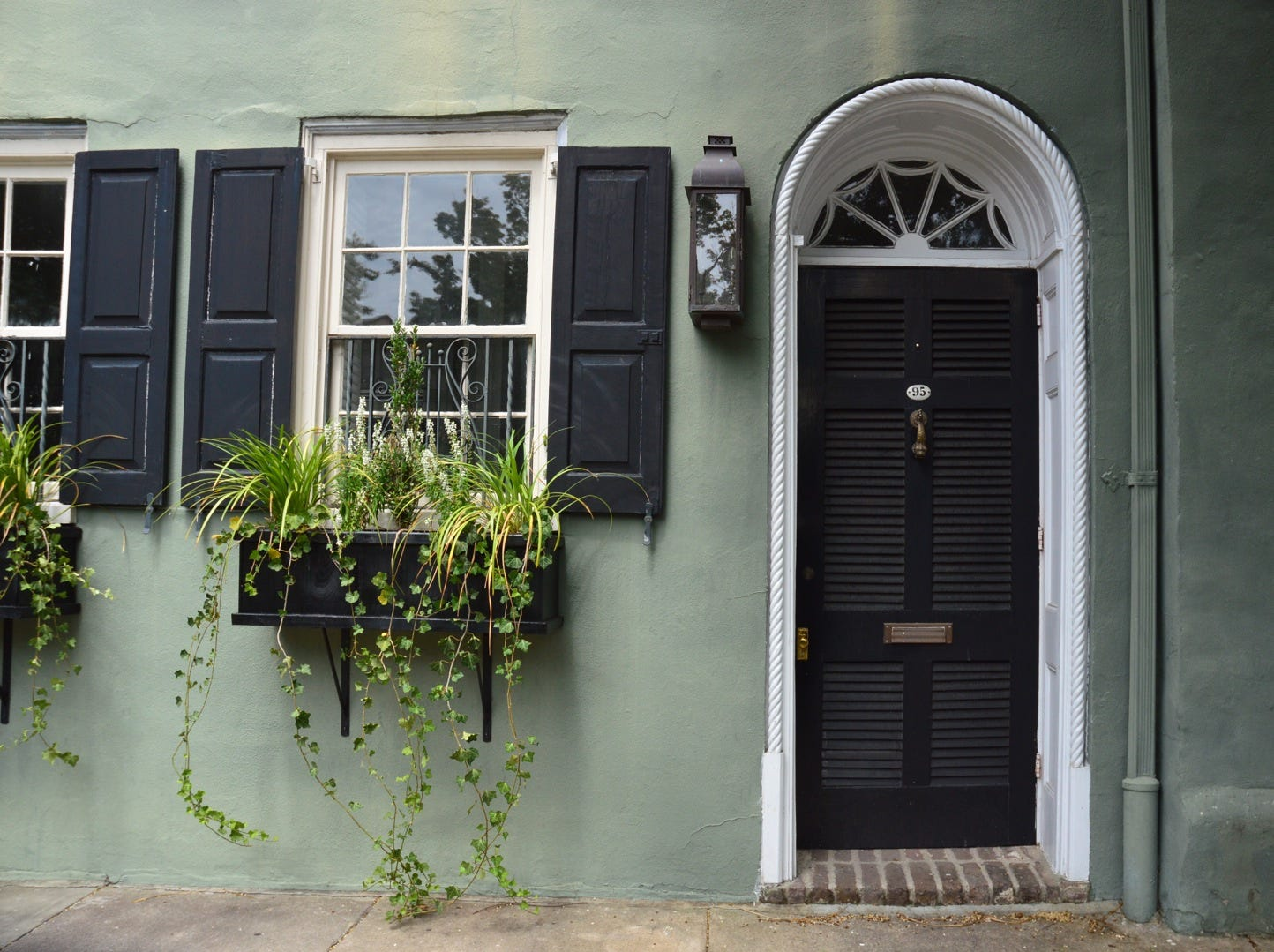A stroll through Charleston will lead to some beautiful architecture along with a history lesson or two.