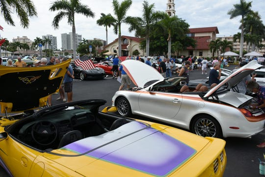 From 9:30 a.m. until 3 p.m., Saturday, Nov. 2, the Knights of Columbus Car Show will take place at the San Marco Catholic Church parking lot.