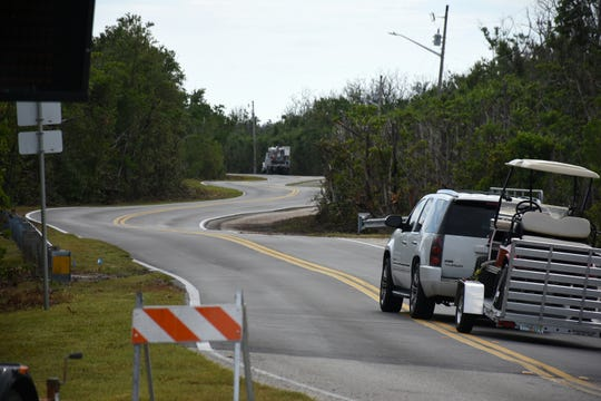 Goodland Drive floods with unusually high tides. Collier County is holding a Goodland Drive Rehabilitation Stakeholders Public Information Meeting from 5 to 7 p.m., Thursday, Nov. 8, in the Goodland Community Center at 417 Mango Avenue,