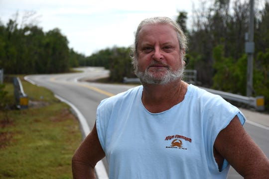 Mike Barbush of the Goodland Civic Assn. has worked for years to have the road improved. Collier County is holding a Goodland Drive Rehabilitation Stakeholders Public Information Meeting from 5 to 7 p.m., Thursday, Nov. 8, in the Goodland Community Center at 417 Mango Avenue,