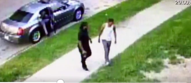 The federal Bureau of Alcohol, Tobacco and Firearms on Mondays offered $2,500 for information that leads to the conviction of three people seen in a video from Milwaukee who the agency says threatened a witness in an ongoing investigation.
