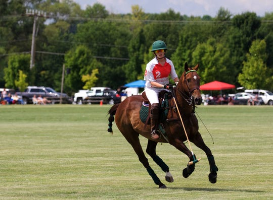 The Milwaukee Polo Club opens play at its Merton grounds in June. Matches are played Fridays and Sundays throughout the summer.