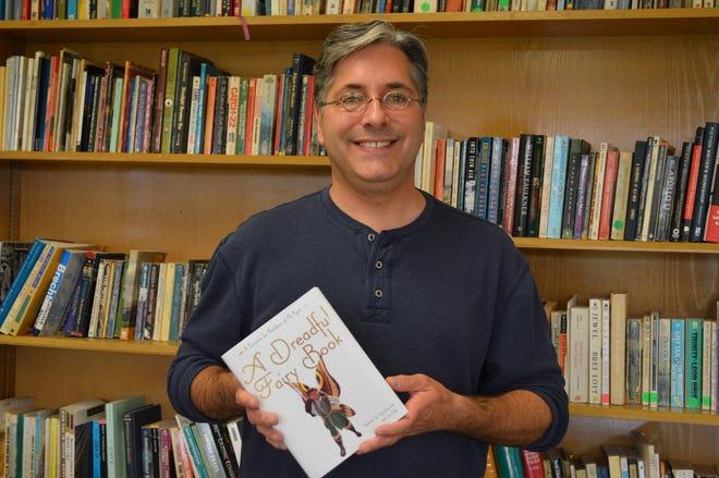 "Jon Etter's ""A Dreadful Fairy Book"" will be released Nov. 20."