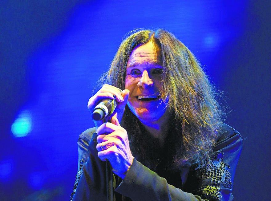 Ozzy Osbourne, Iron Maiden coming to Cincinnati in 2019
