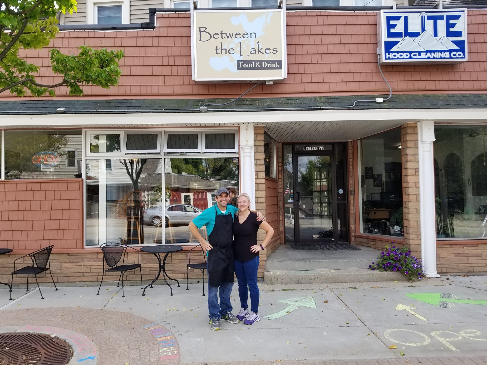 Travis and Ericka Meeks have been looking forward to opening their own restaurant for years.