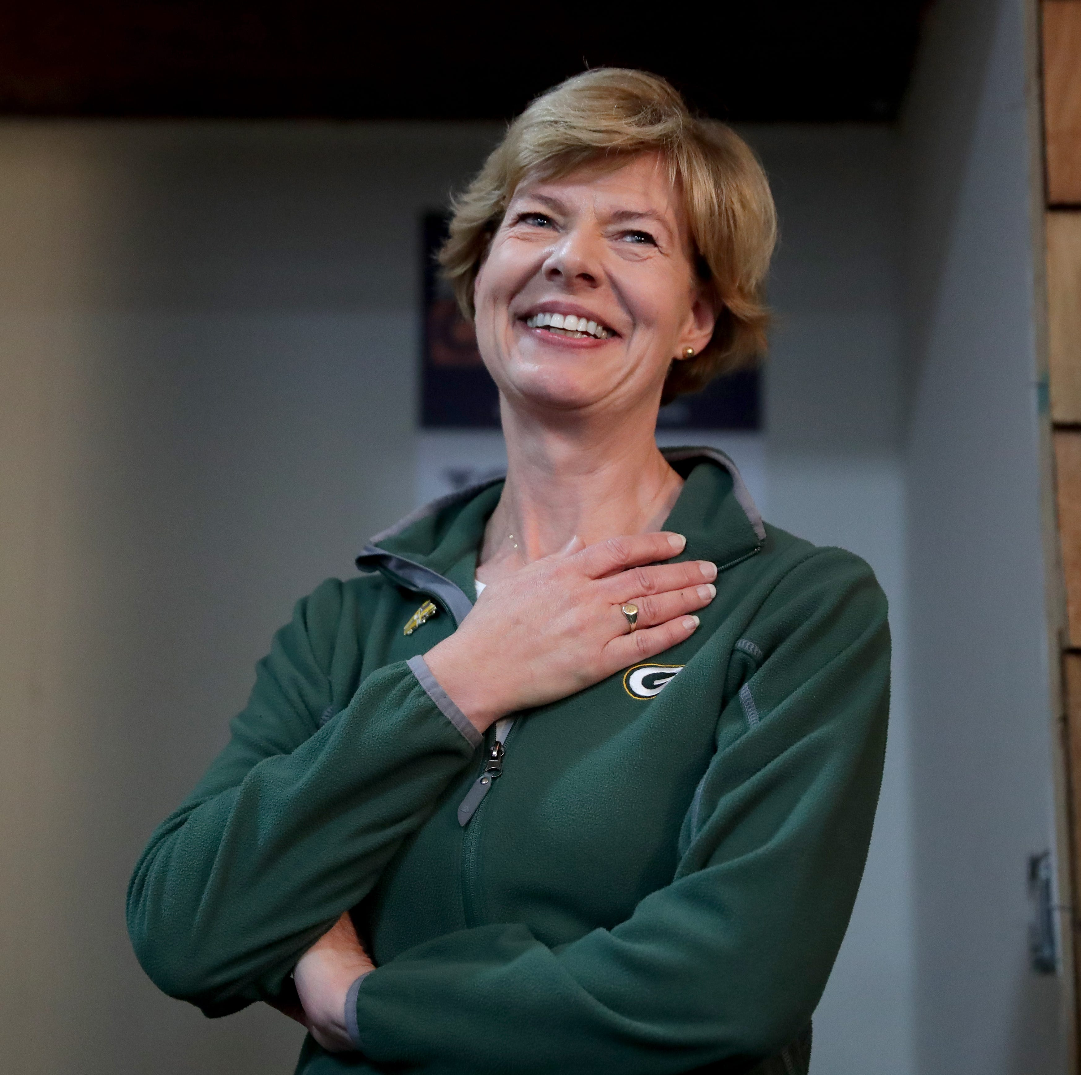 Tammy Baldwin's win - the largest in a top race in Wisconsin in 12 years - offers road map for 2020
