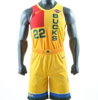 f2d7e241032 Bucks unveil City Edition uniforms inspired by MECCA floor