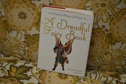 """Jon Etter will be reading from and talking about """"A Dreadful Fairy Book"""" at 10 a.m. Nov. 17 at theWauwatosa Public Library."""