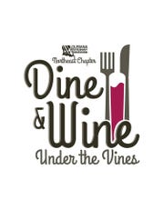 Dine and Wine Under the Vines is Saturday at Landry Vineyards.