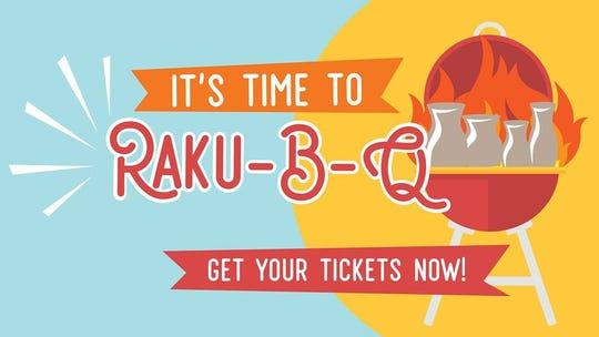 Raku BBQ is Saturday.