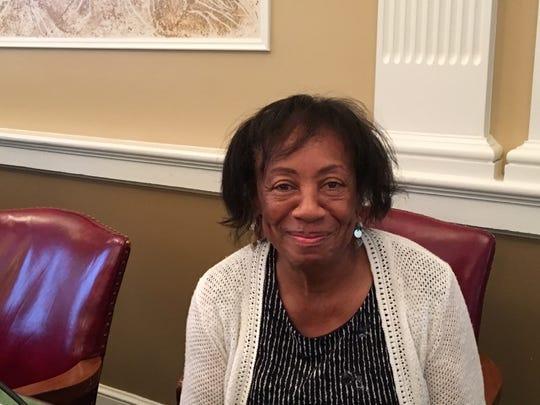 Dover Alderwoman Carolyn Blackman