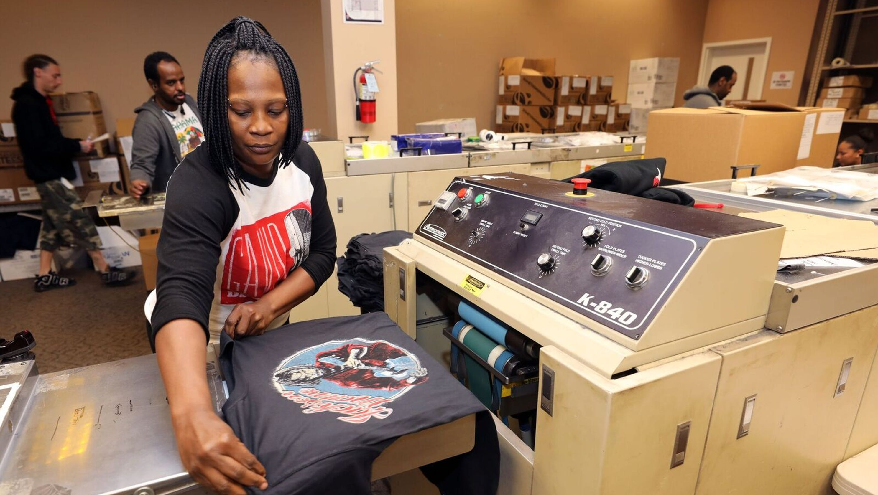 21fa74af Nashville's 'on-demand' merchandiser Something Inked to double in size