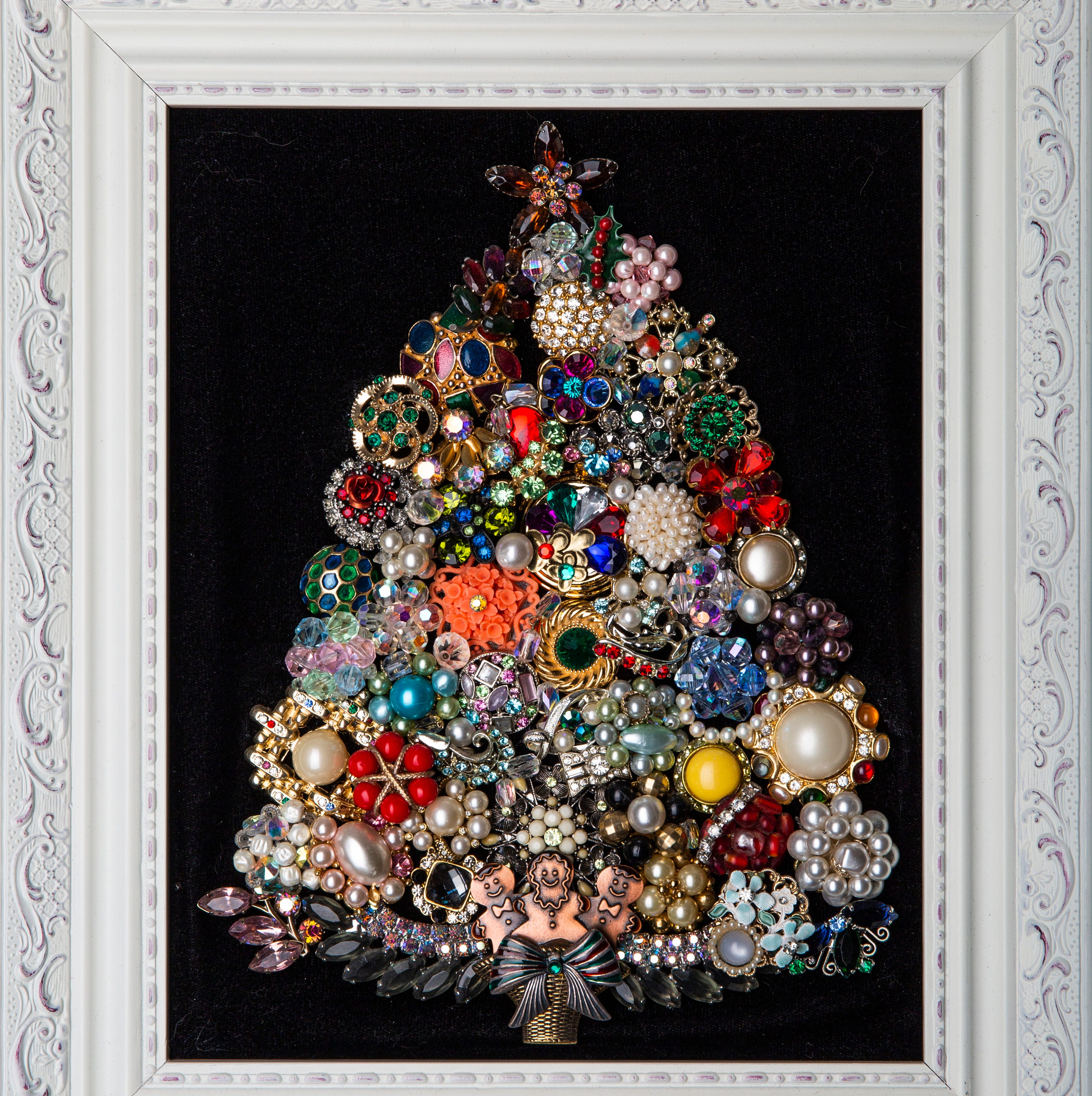 Get Organized: Up-cycle old treasures into holiday decorations