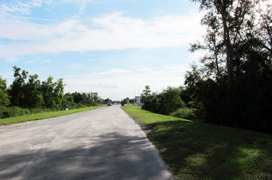 An Aldi grocery store and more commercial development are planned on either side of Addison Place Drive, which lines up with the Cameron Commons retail center's entrance off Collier Boulevard. The proposed Addie's Corner development is on the northwest corner of Immokalee Road and Collier Boulevard.
