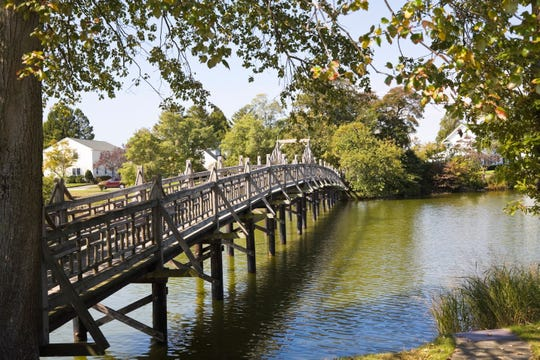 Take the relaxing walk in Spring Lake to see why it's considered one of the jewels of the Jersey Shore.
