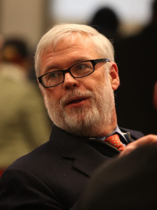 PA Executive Director Patrick Foye