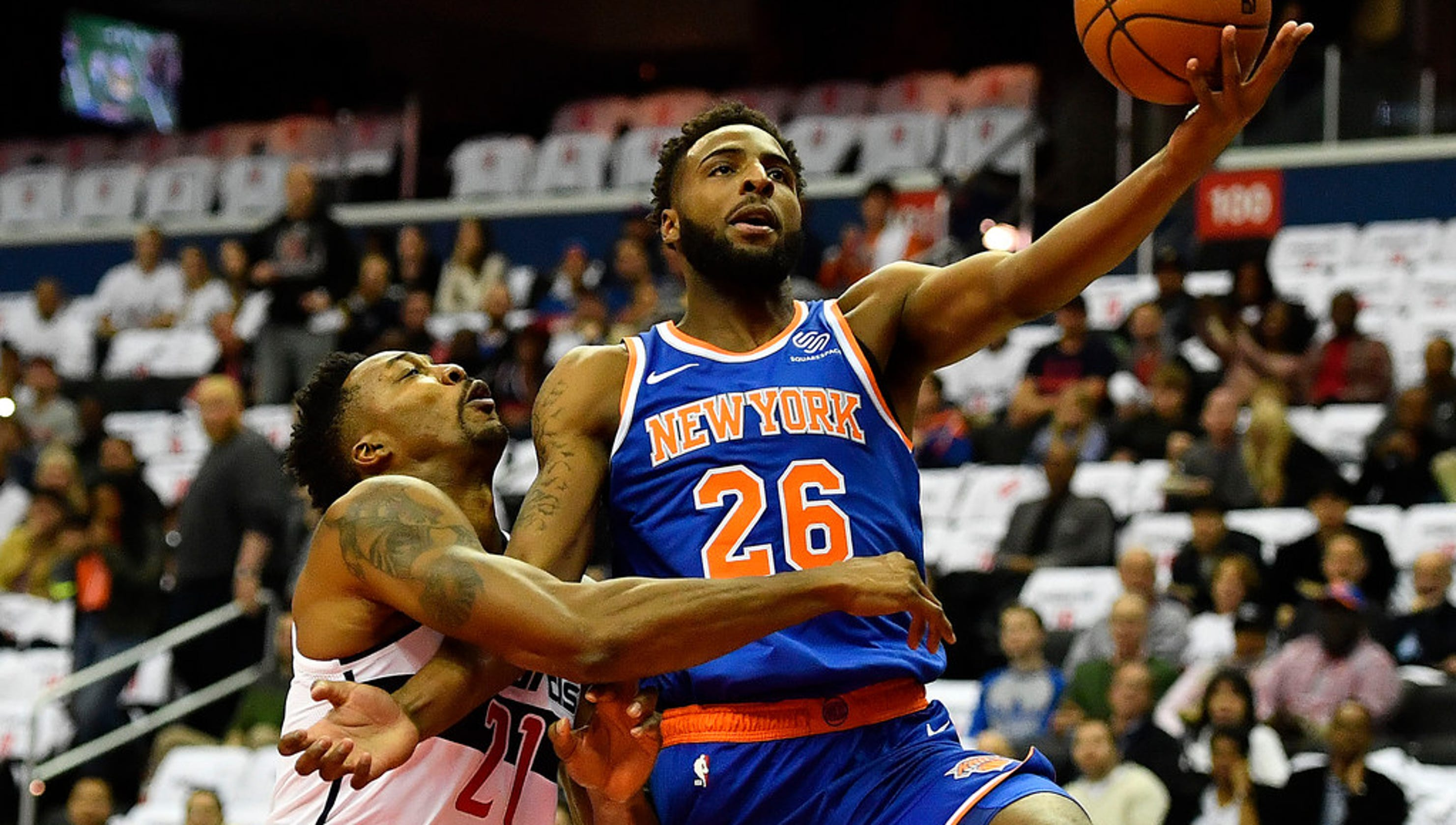 New York Knicks: New York Knicks: Mitchell Robinson Back Home In New Orleans