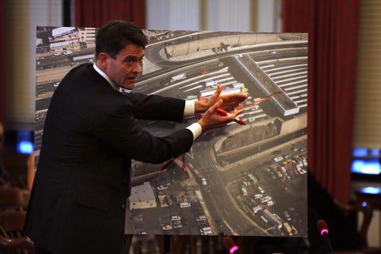 Port Authority Executive Director Bill Baroni