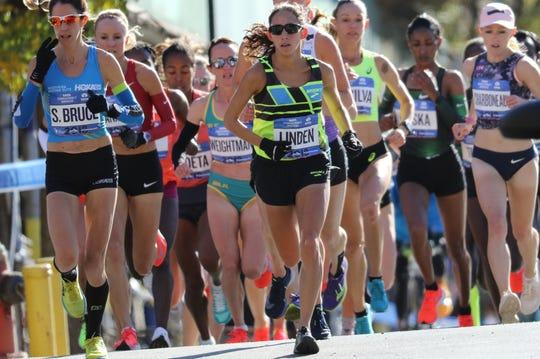 The 48th annual New York City Marathon Sunday, November 4, 2018