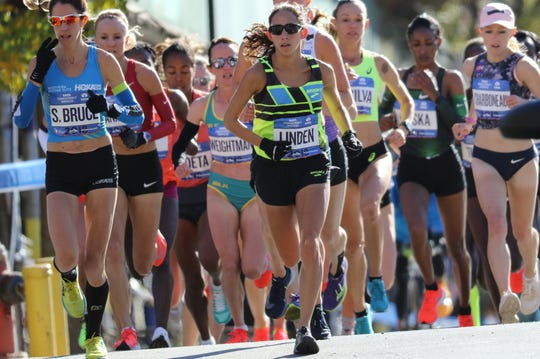 The 48th annual New York City Marathon Sunday, November 4, 2018