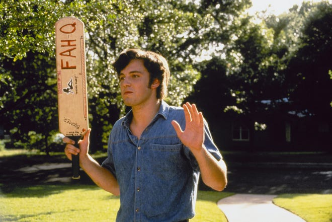 """Ben Affleck as O'Bannion in """"Dazed and Confused."""""""